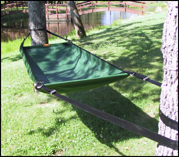 well  i u0027m thinking more like this design of bridge if one calls it a bridge  treeboat like hammock with built in insulation   rh   hammockforums